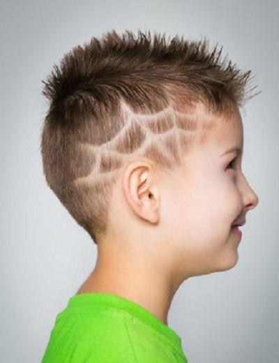 fryzury chłopięce