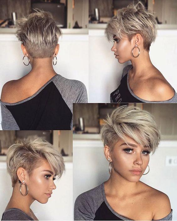 Pixie Hair Propozycje Modnych Krótkich Cięć